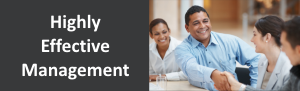 Highly Effective Management Training Course from pdtraining in Auckland, Christchurch, Hamilton