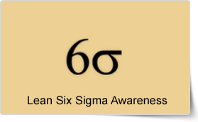 Lean Six Sigma Awareness Course offered by pdtraining in Sydney, Melbourne