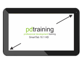 pdtraining gives Android Tablet